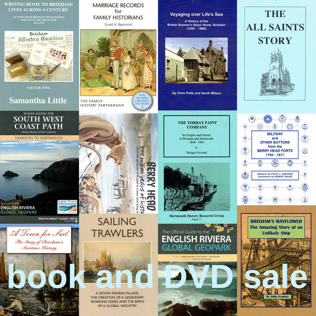 book and DVD sale